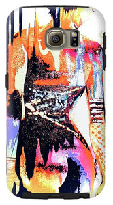 Naked Woman In Colour - Cell Phone Case - Art Beauty Fashion