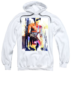 Naked Woman In Colour - Sweatshirt - Art Beauty Fashion