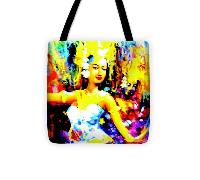 Oriental Dance - Tote Bag - Art Beauty Fashion