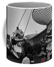 Panda Bear Shanghai - Mug - Art Beauty Fashion