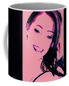 Pink Beauty - Mug - Art Beauty Fashion