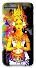 Praying buddhist Woman - Phone Case - Art Beauty Fashion
