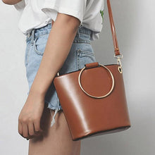 Women Messenger Bags small leather handbag Crossbody Shoulder Bags luxury handbags women bags designer - Art Beauty Fashion