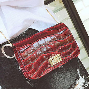 women bag cross body vintage Leather mini small bag women messenger bag small clutches for women 2017 luxury - Art Beauty Fashion