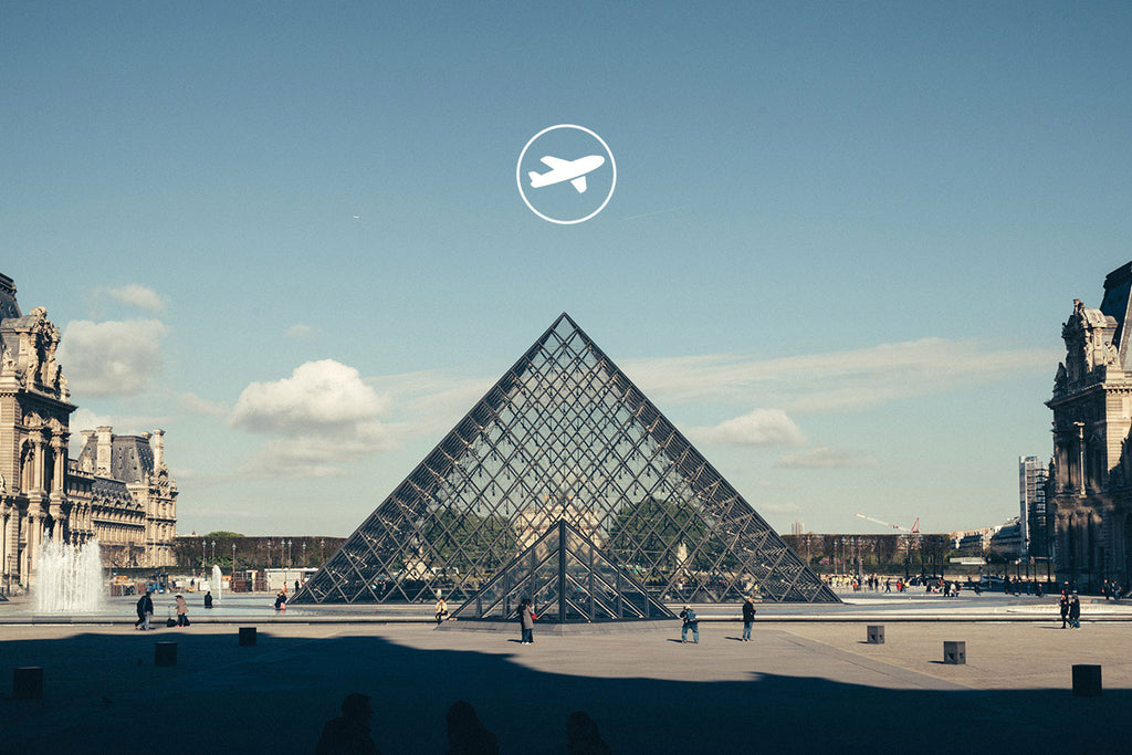 The Weekend Itinerary feat. Paris From Above