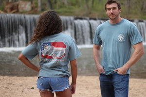 Southern Cotton Apparel Dad's Ole Truck Tee