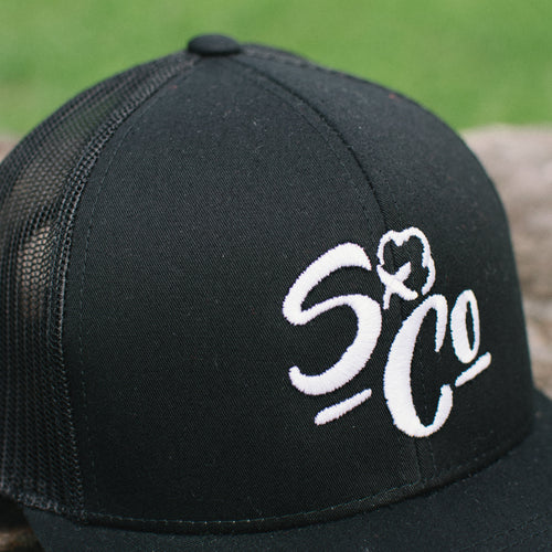 Southern Cotton Apparel Hat in Black