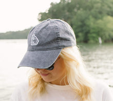 Georgia Cotton Classic Hat in Blue Jean
