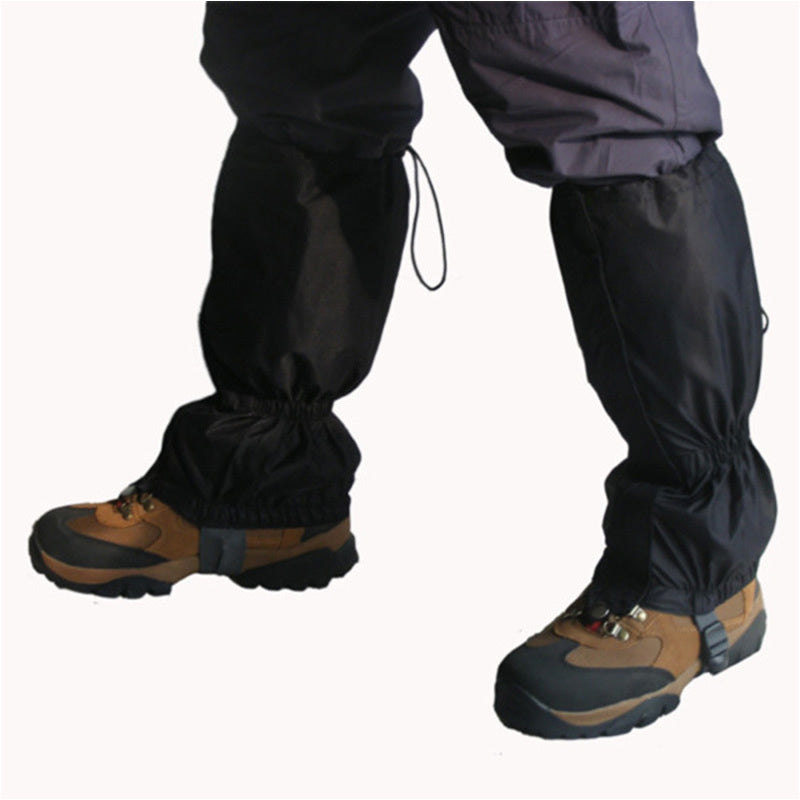 "Jenoco 16"" Nylon Leg Gaiters - Waterproof Boot Cover Leggings For Men & Women"