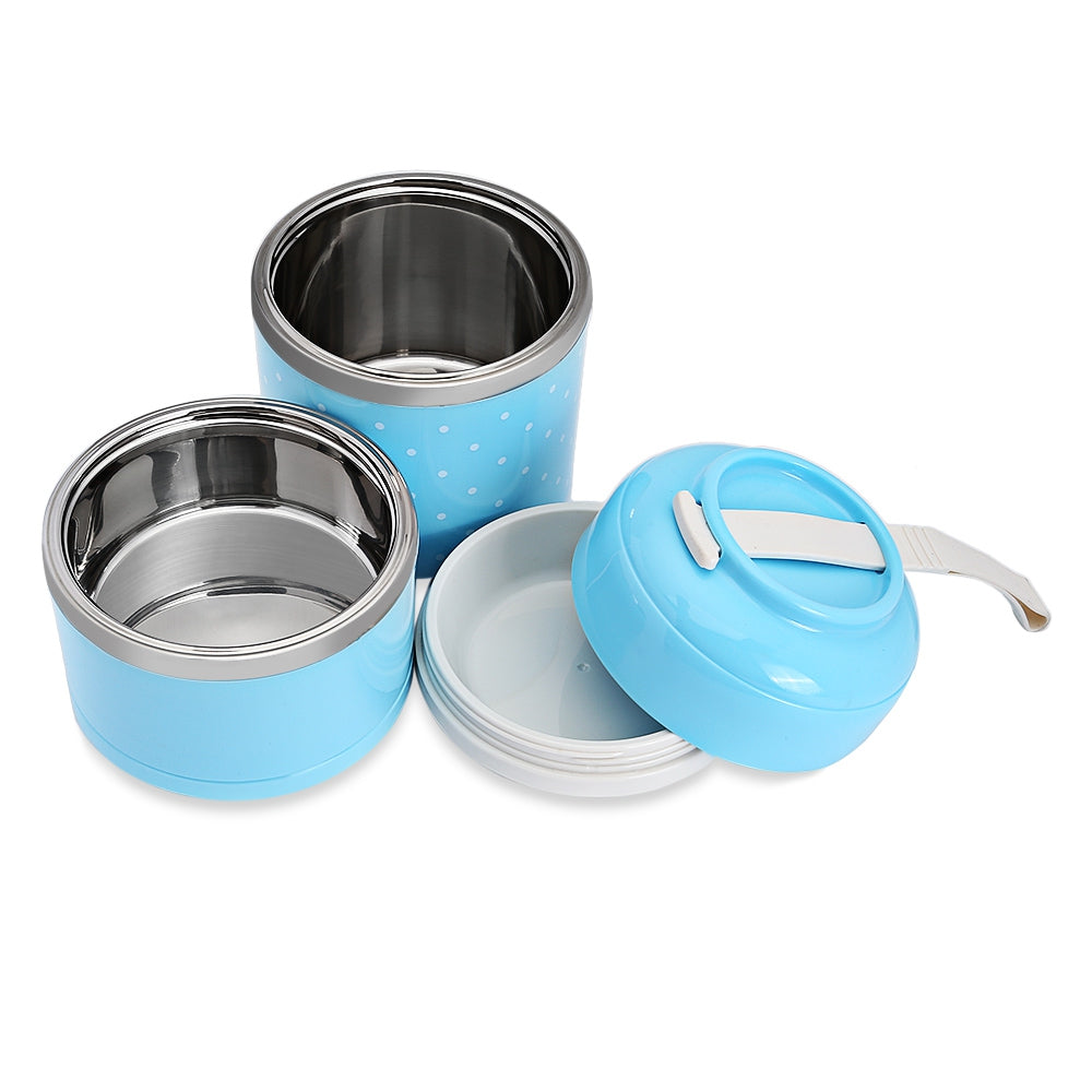 Thermal Leak-proof Stainless Steel  Lunch Box