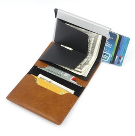 Premium RFID card Holder, mini wallet