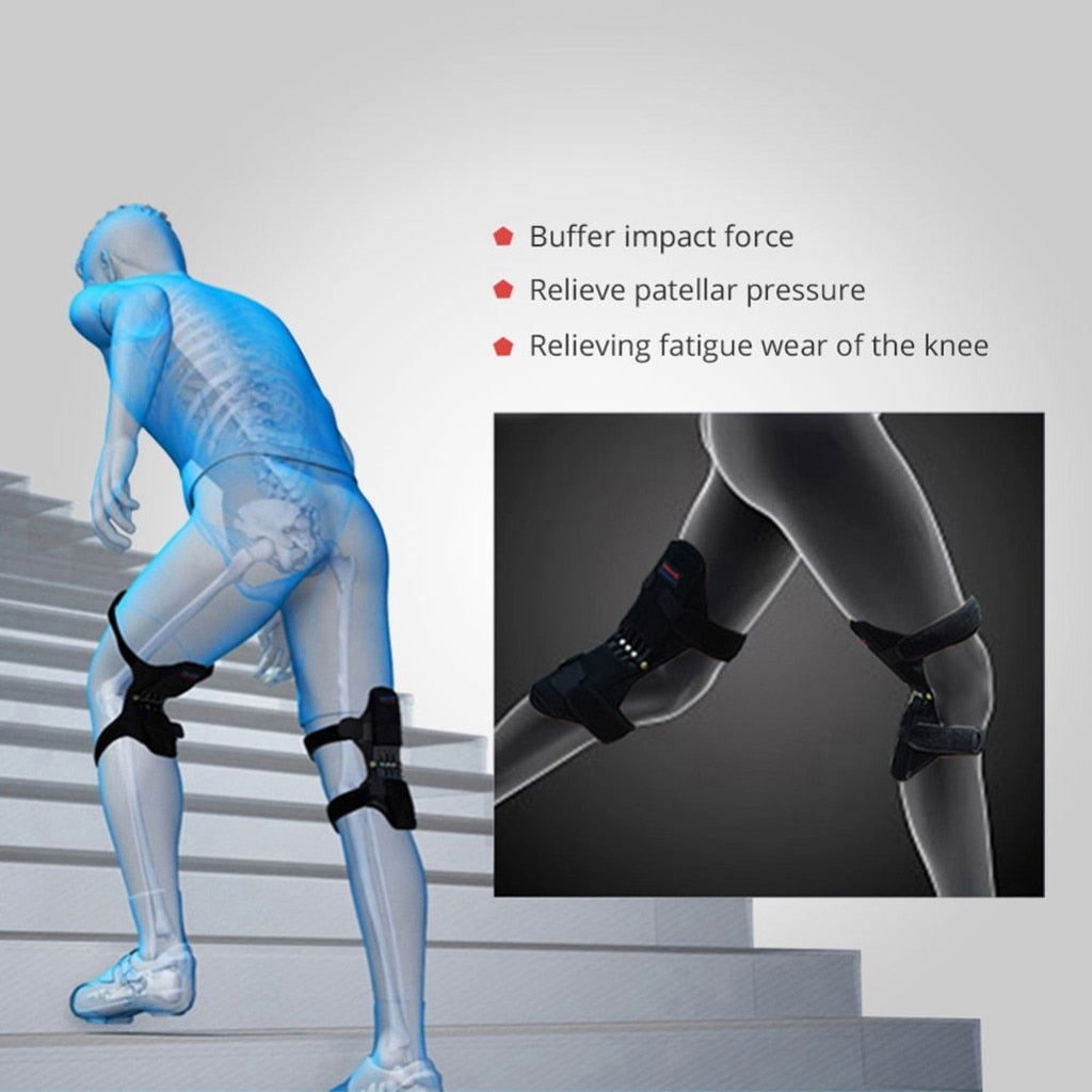 MBHKB08  knee protective  booster