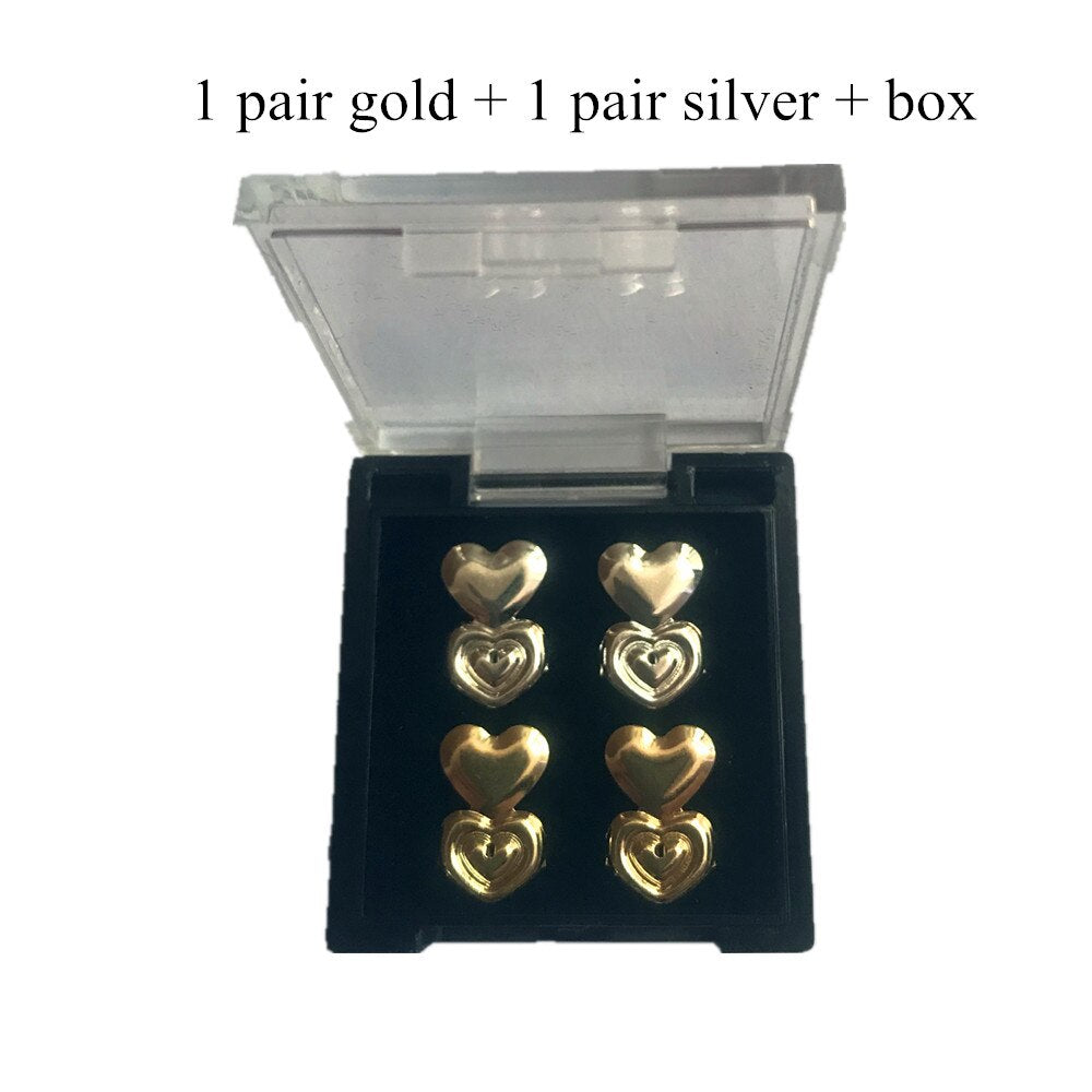 Silver, golden, Rose golden Fits all Earring Lifter,