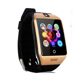 Bluetooth Smart Watch Men Q18 With Touch Screen - Mabaoha