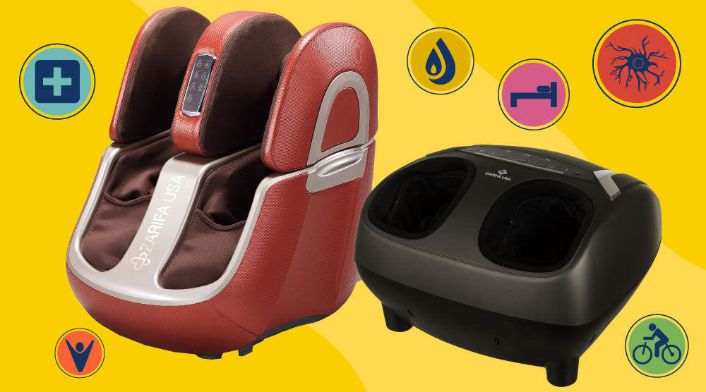 Foot Massager For Diabetes