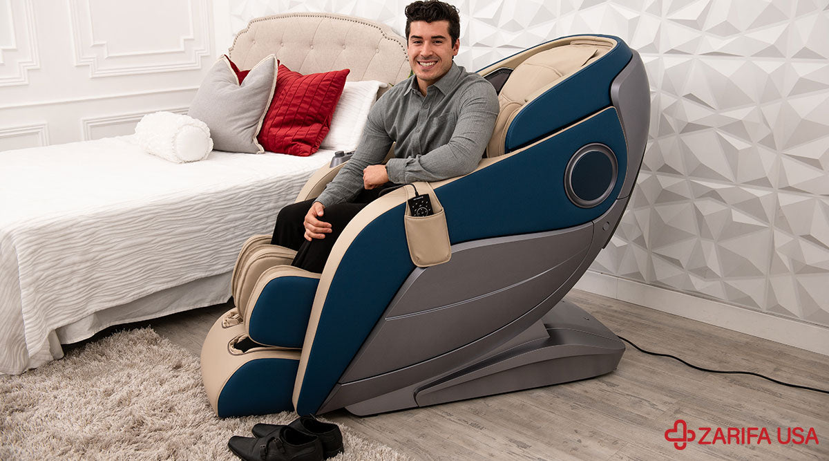 Massage Chair Relief For Lower Back Pain