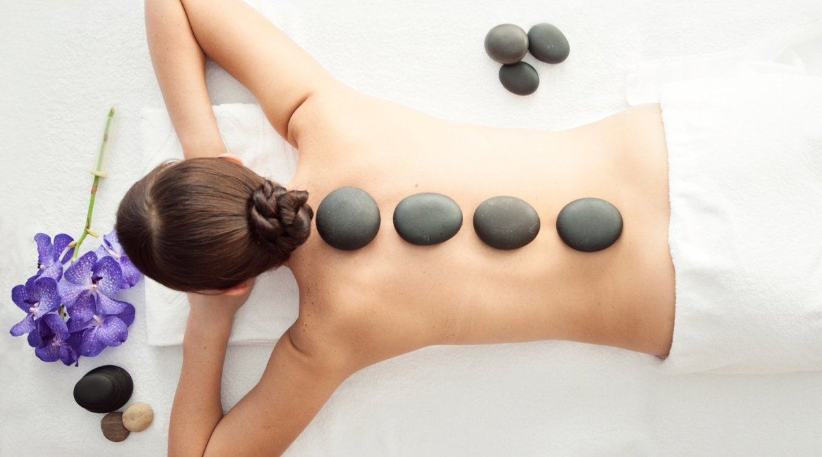 A Brief History of Heated Stone Massage | Zarifa USA