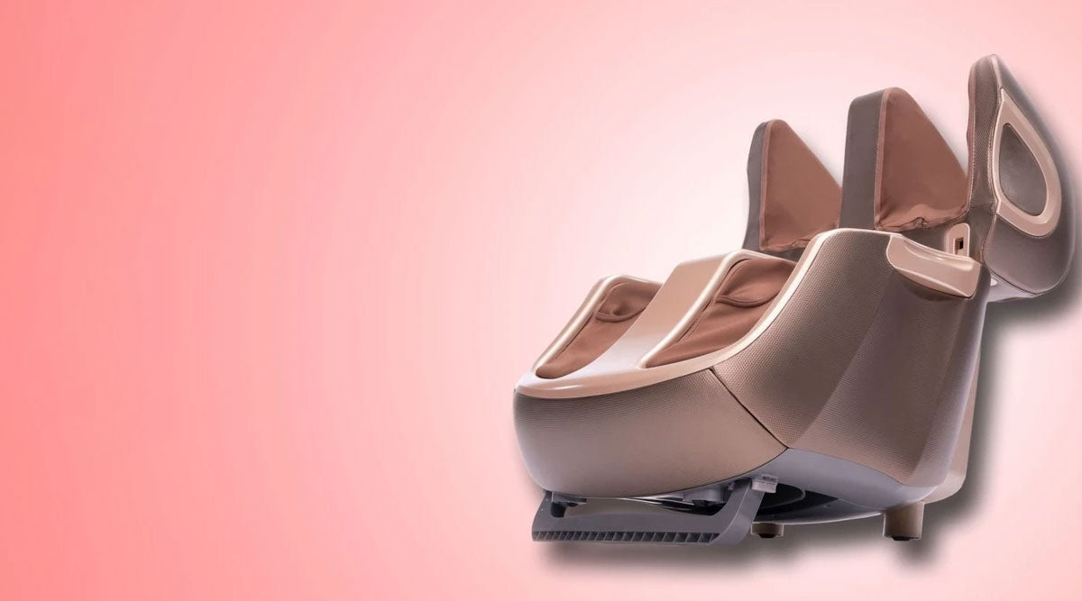 WHY THE ZARIFA Z-SMART FOOT MASSAGER IS THE BEST | Zarifa USA