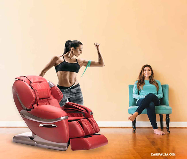 Are Massage Chair Good After a Workout