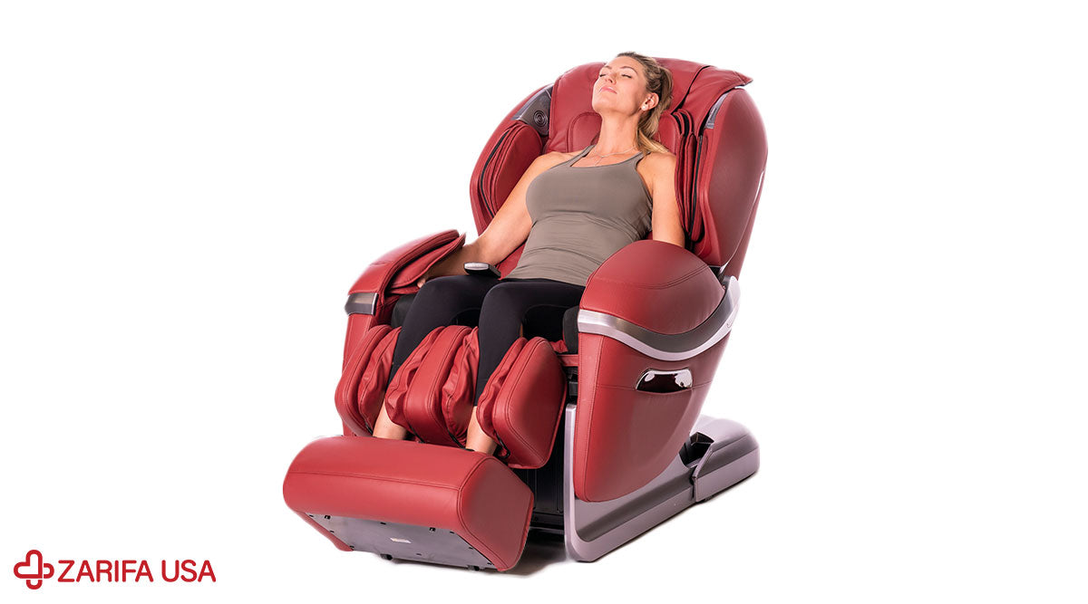 Massage Chair for lower back pain when looking down