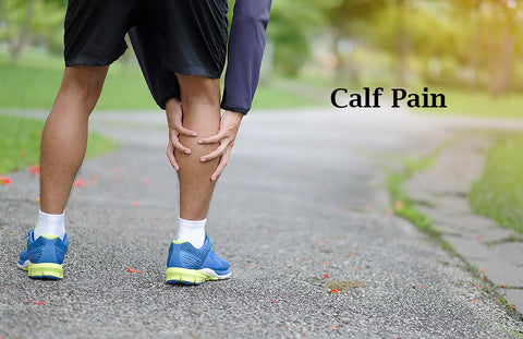 Calf Pain - Treatment - Prevention