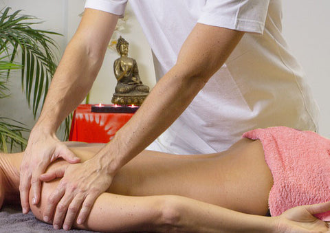 THE BENEFITS OF KNEADING MASSAGE
