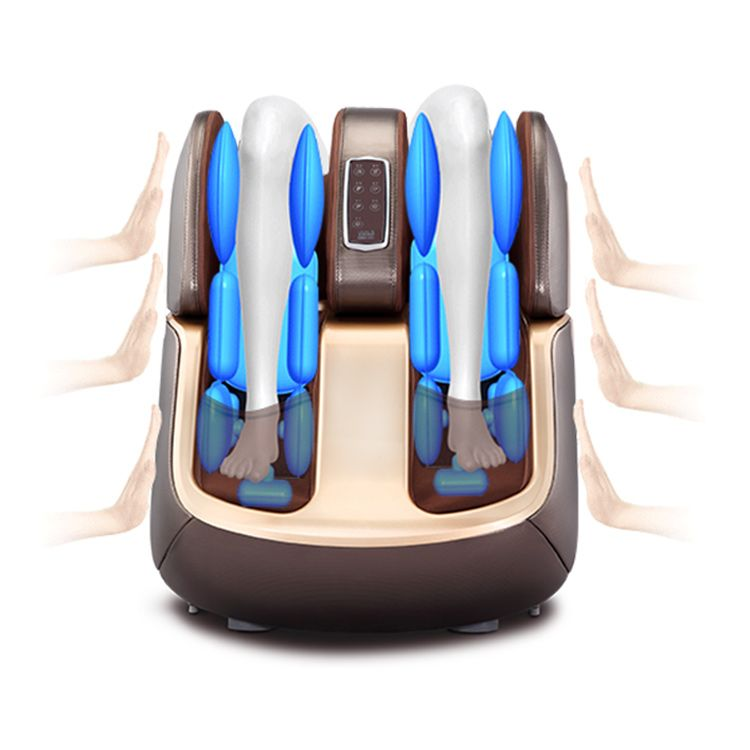 Shiatsu Foot massager machine with heat - jade stone foot massager