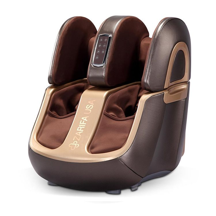Coffee Brown - Electric Foot Massager