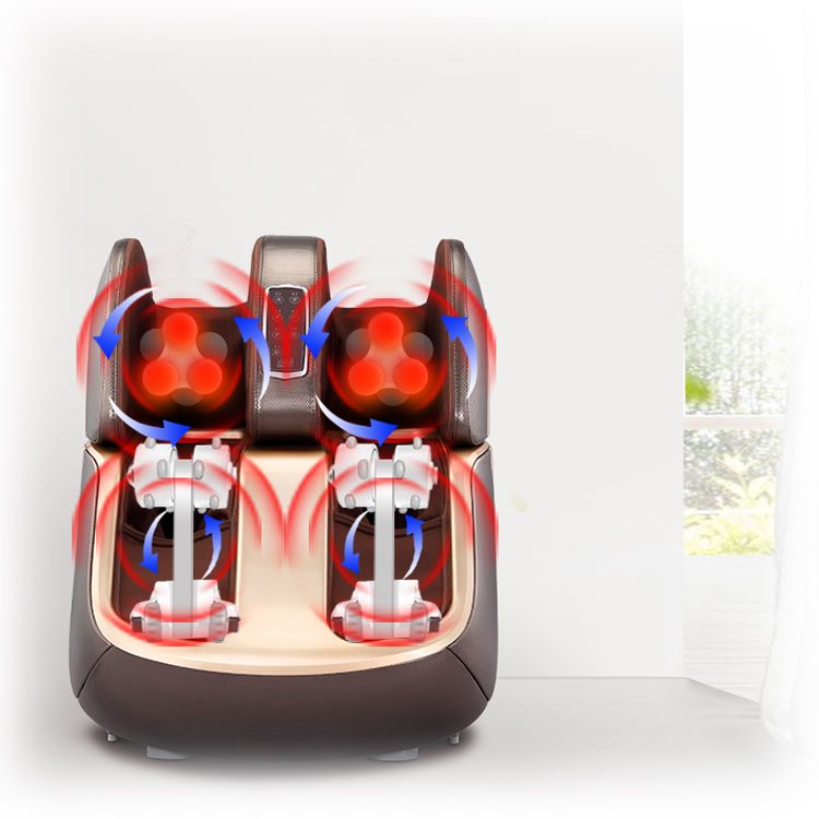 3D SHIATSU MASSAGE ROLLERS - SHIATSU FOOT MASSAGER