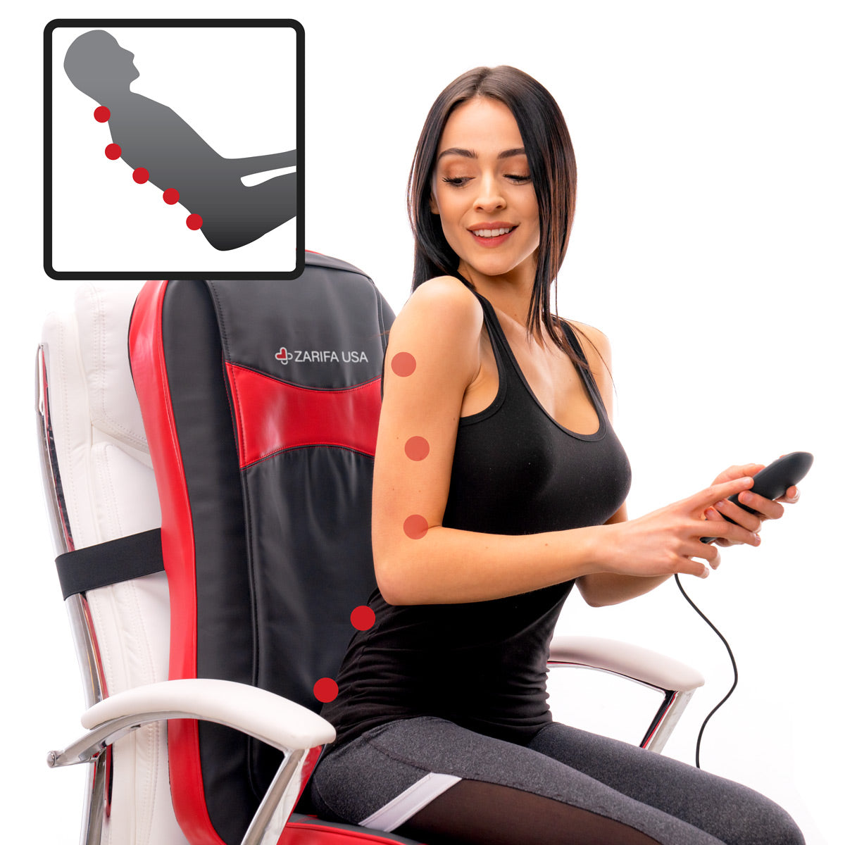 back massager for chair