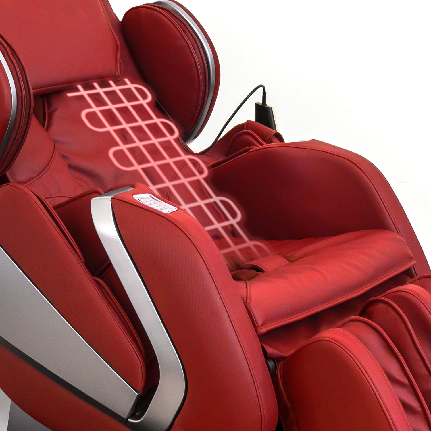 Massage chair designs