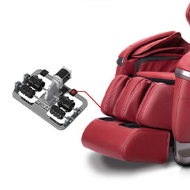 RELIABLE AND DURABLE MOTORS - Massage Chair