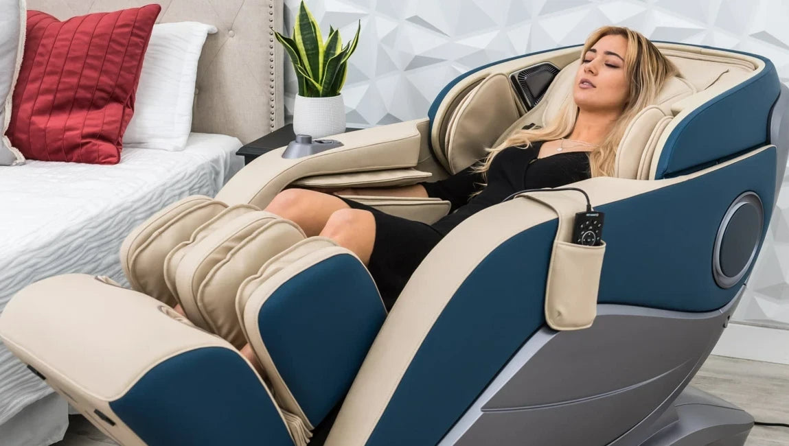 Comfortable massage chairs Houston