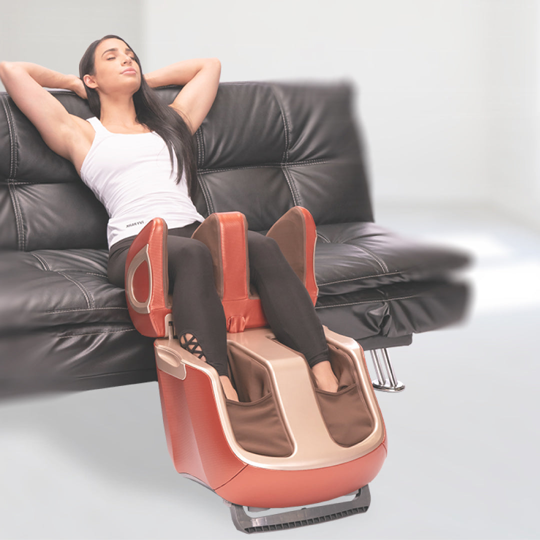 Shiatsu Foot massager machine with heat - zarifa usa