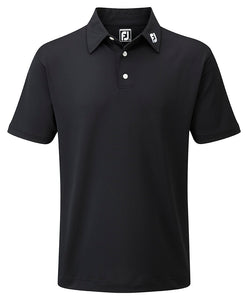 Stretch Pique Polo Athetic Fit Polo