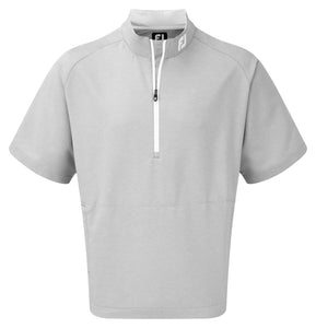 Short Sleeve Performance Windshirt