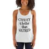 Civility is better than hatred - Sound Principles