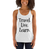 Travel. Live. Learn.