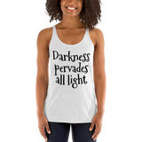 Darkness pervades all light - Sound Principles