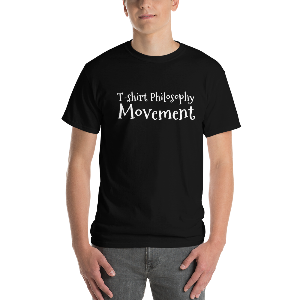 T-shirt Philosophy Movement