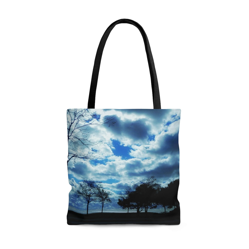 Cloudy Sunshine Tote Bag