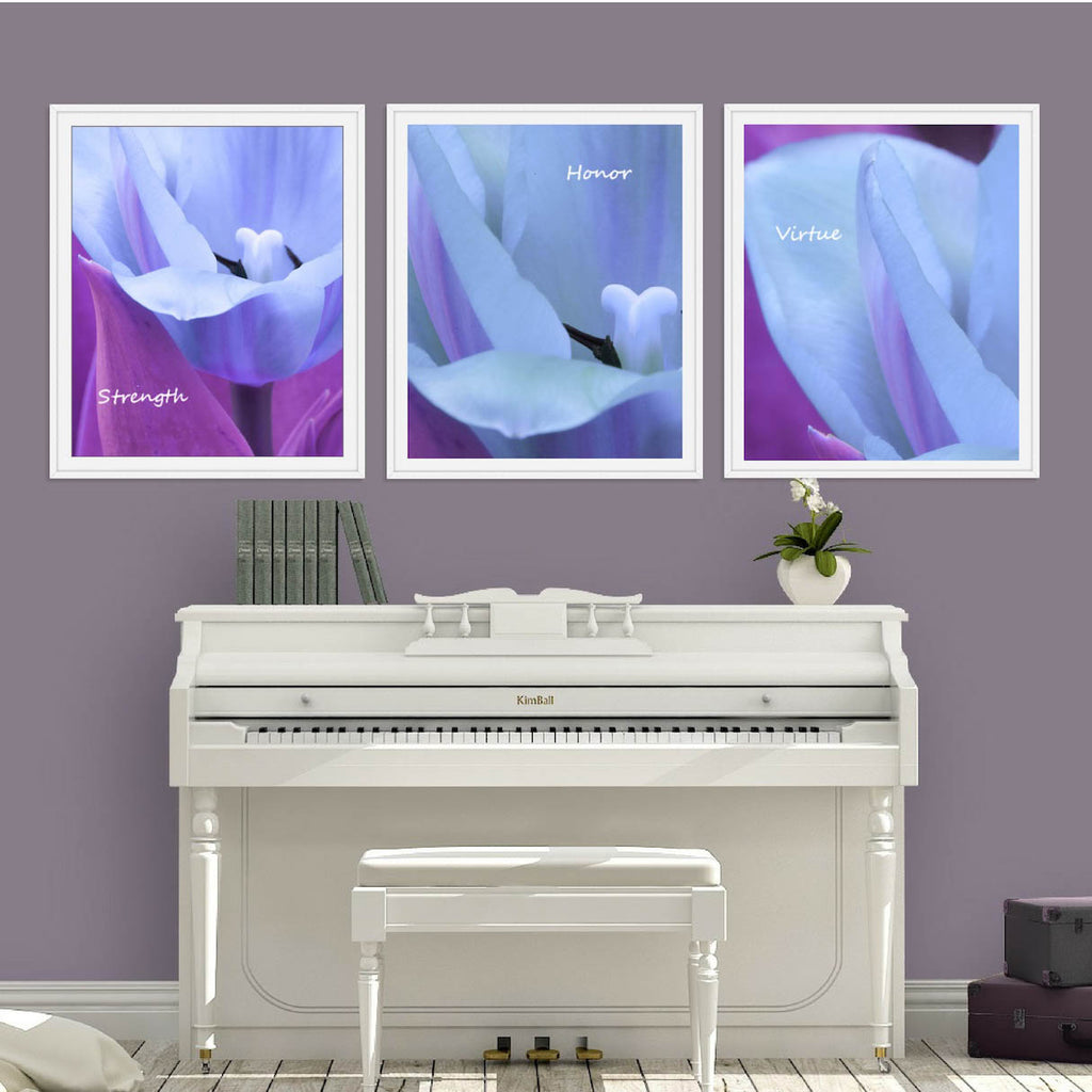 Proverbs 31 Trio - Set of 3 - 10% Off Fine Art Prints