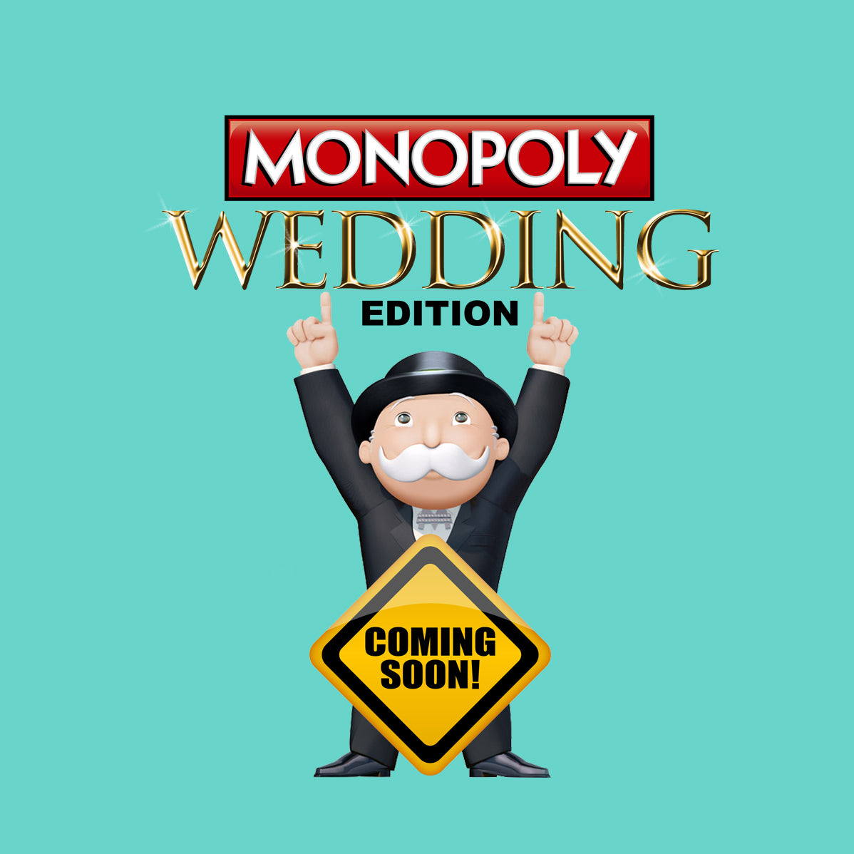 MONOPOLY© Wedding Edition