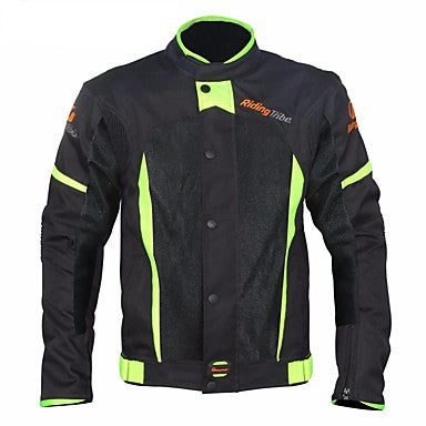 Scoyco Motorcycle Clothes JacketforMen's Synthetic Leather