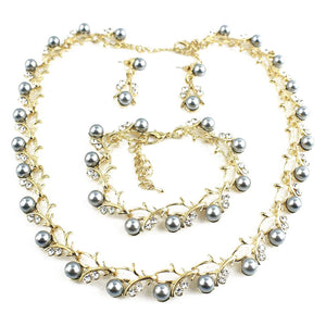 Banquet Pearl Jewelry Set