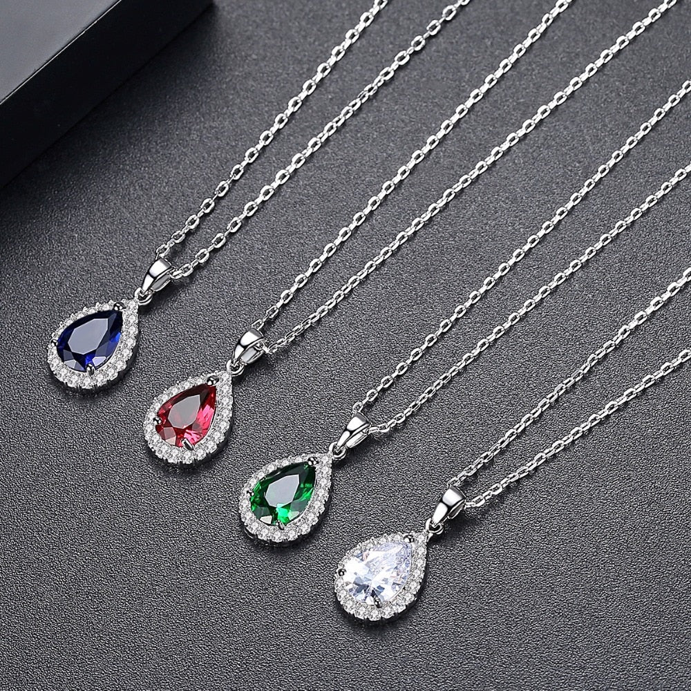 Waterdrop Pendant Necklace - Bonny Planet