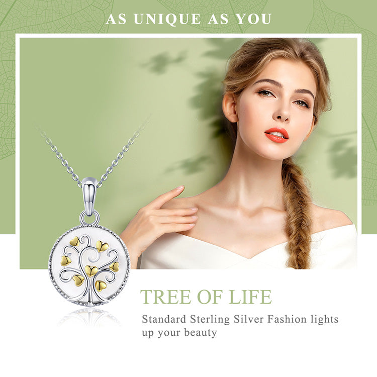 Tree of Life Pendant Necklace - Bonny Planet