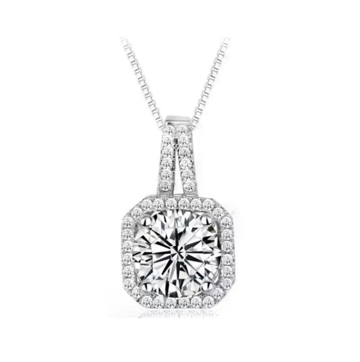 Swarovski Crystals Pendant Necklace - Bonny Planet
