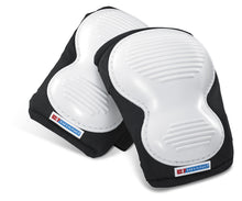 Beeswift Poly Ridged Knee Pad Black/White BS071