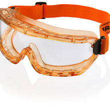 Beeswift Be-Safe Premium Orange Safety Goggles BBPGAF